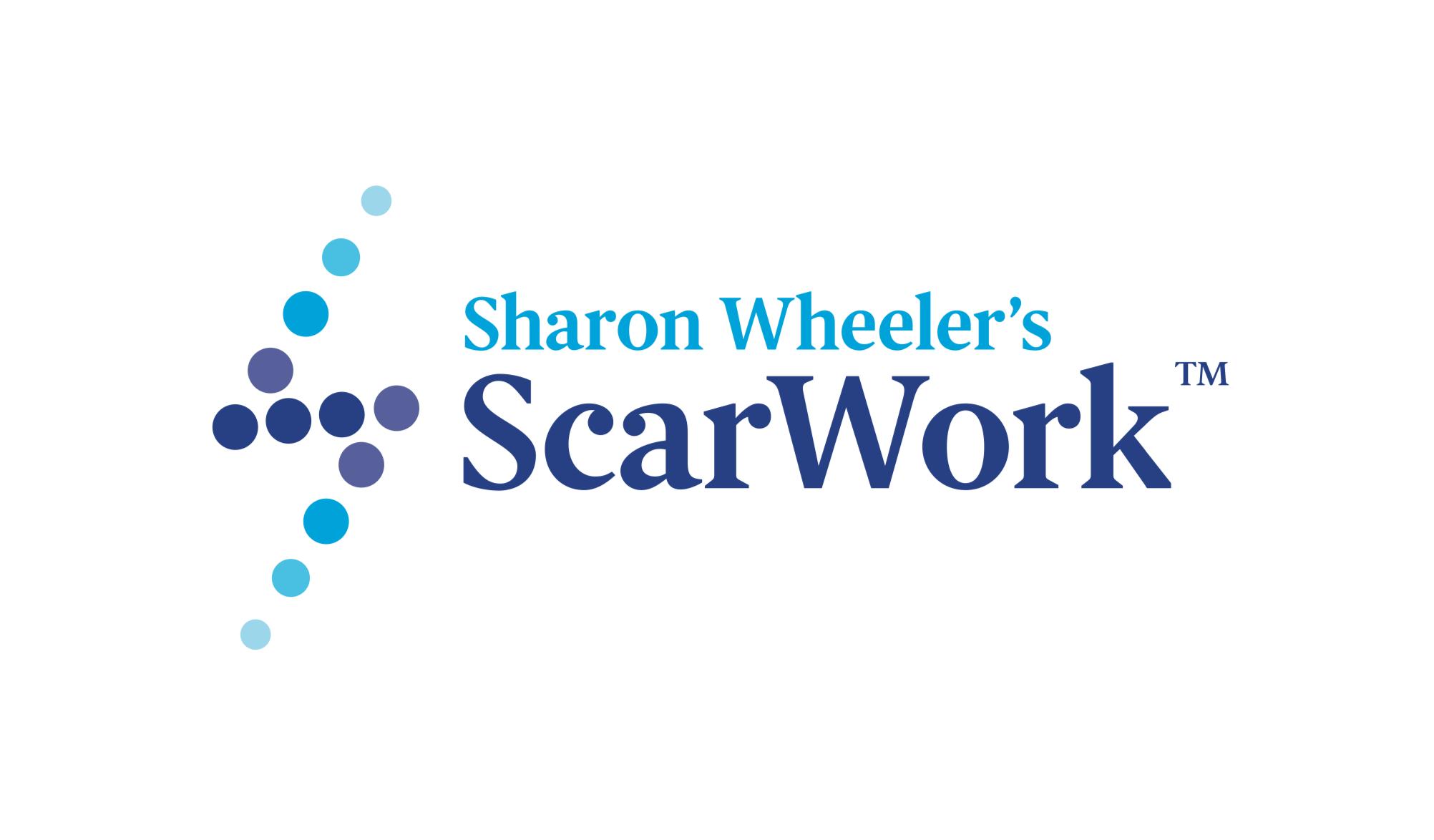 Sharon Wheeler's Scarwork logo