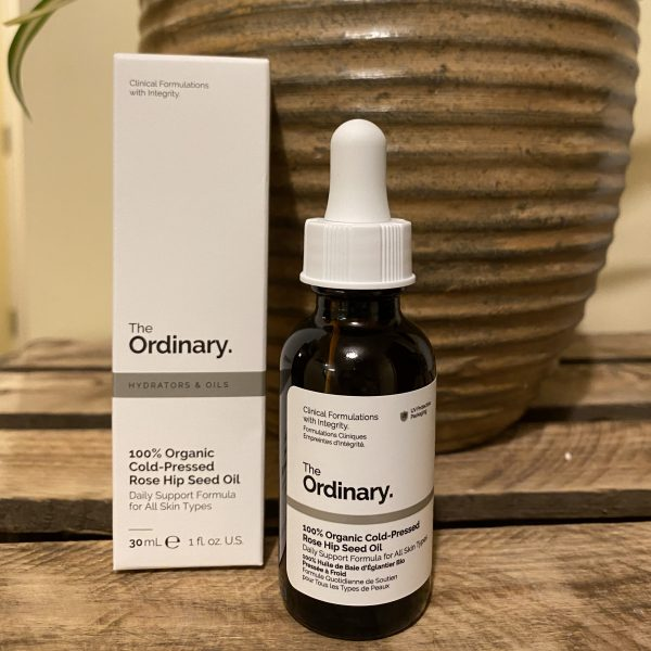 The Ordinary rose hip oil