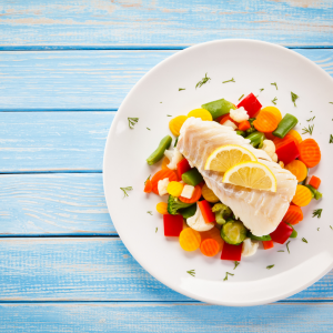 Fish as a vitamin d food source